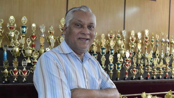 Haslam Choychoo: petits trophées grande mérite