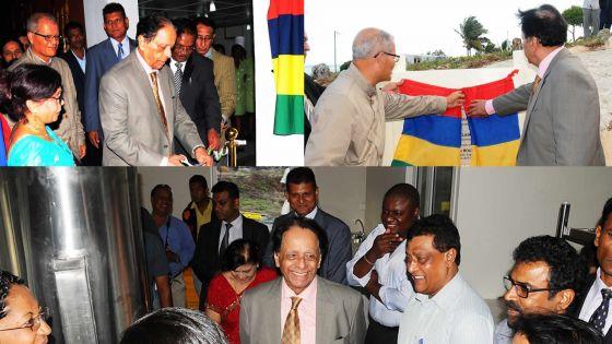 SAJ réitère son engagement pour le développement de l'île Rodrigues