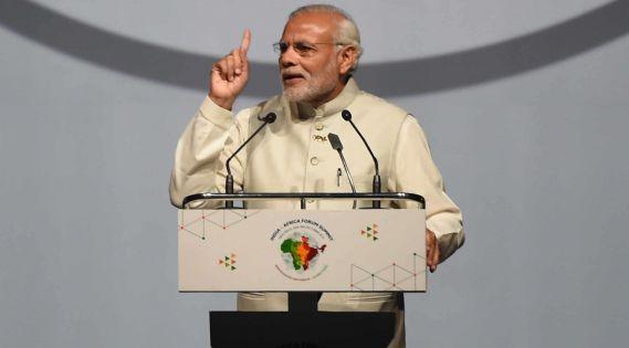L'Inde offre un crédit concessionnel de Rs 360 milliards à l'Afrique