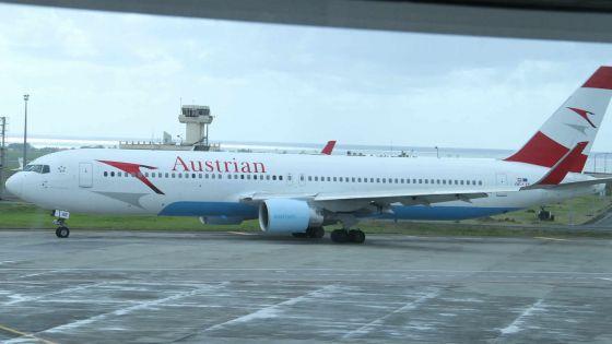 Austrian Airlines : vol suspendu pour les Seychellesmais maintenu pour Maurice