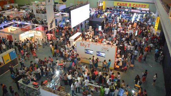 Infotech2015: La barre des 100 000 visiteurs franchie