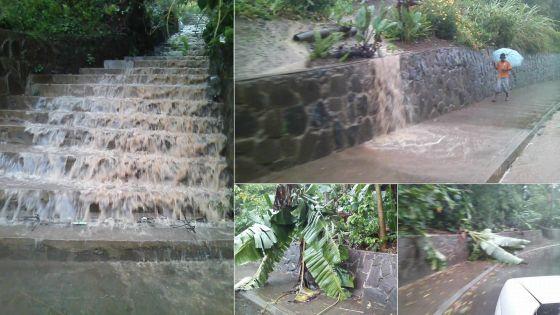 Rodrigues: l'avis de fortes pluies levé