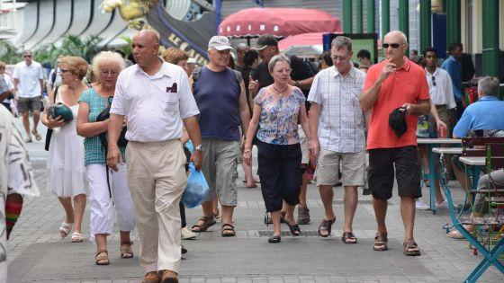 Les arrivées touristiques frôlent 1,4 million