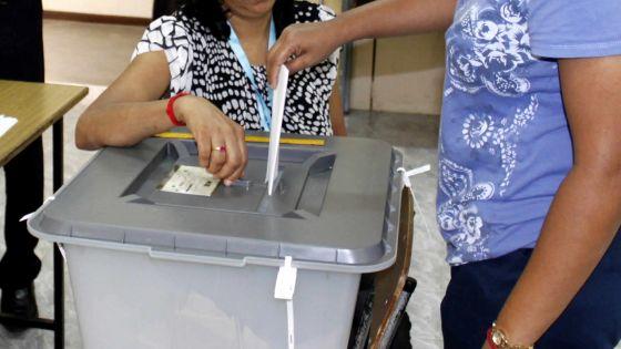 Législatives 2019 - Examens SC/HSC : plus de 100 000 électeurs informés par voie postale de leur nouveau centre de vote