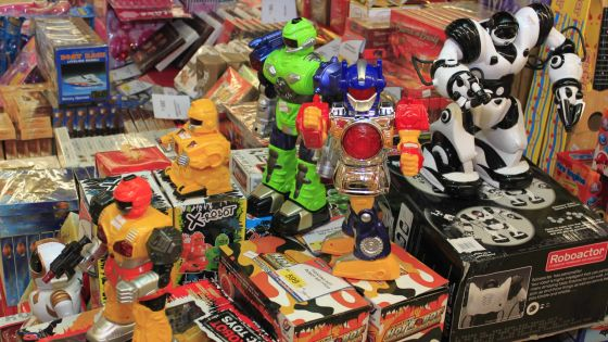 Rs139.2 M toys imported this year