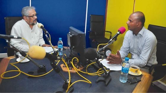 Cassam Uteem, s'il était encore président: «J'aurais bien réfléchi avant de signer»