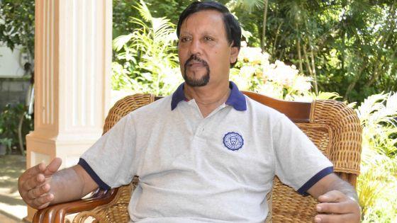 Ranjit Jokhoo, inspecteur de police à la retraite: «Pour une enquête sur un politicien, la police démontre davantage de célérité»