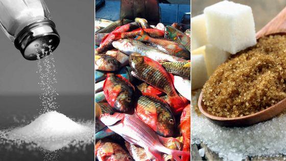 Sel, sucre, poisson: pourquoi on importe ces produits