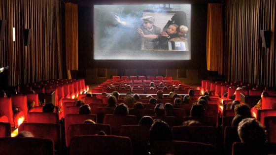 En cette période festive: les cinémas font salle comble