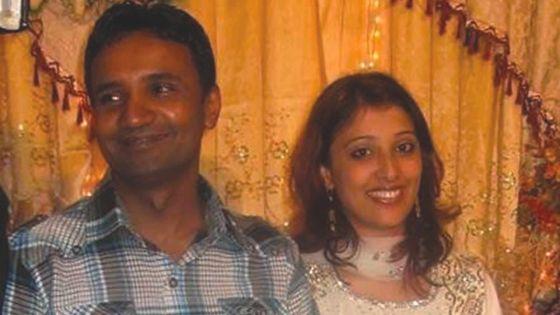 L'épouse d'Iqbal Toofanny : «Iqbal était en bonne santé en quittant la maison le 1er mars 2015»
