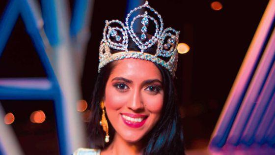Sheetal Khadun - Miss Universe Mauritius 2015: «Je prends de la hauteur»
