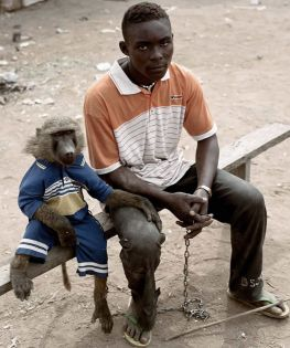 Pieter Hugo: photograph with a cause