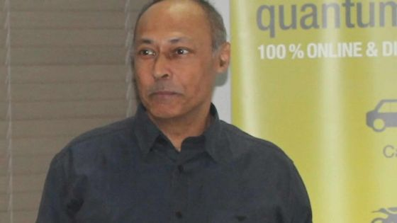 Ashok Prayag: «Le marché de l'assurance n'a pas beaucoup évolué ces dernières années»