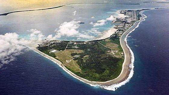 La base militaire de Diego Garcia au centre du dispositif américain