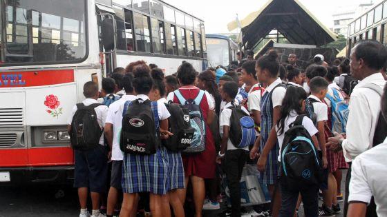 Transport en commun : le calvaire des collégiens