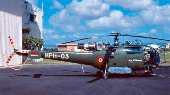 Intervention de l'hélicoptère de la police: un père de famille estime que sa réputation a été ternie