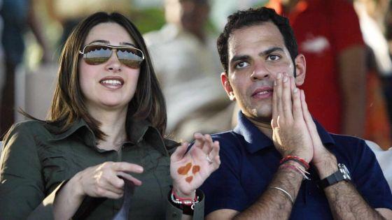 Sunjay Kapur: «Karisma m'a épousé pour mon argent»