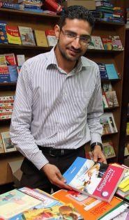 Yashvin Hassamal: un ex-lauréat pour relancer les Éditions de l'océan Indien