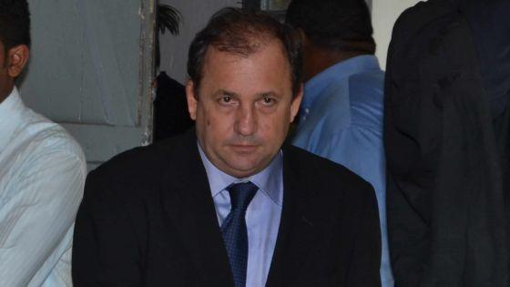 Devant la cour des faillites: Bernard Maigrot veut interdirela vente de la Sibotie House