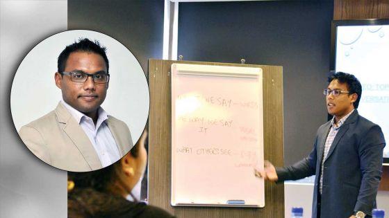 Krishn Ramchurn: Creating a pool of young leaders
