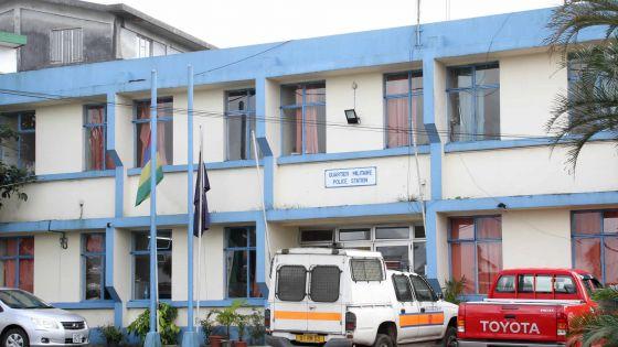 Quartier-Militaire : un médecin accuse un policier de l'avoir malmené