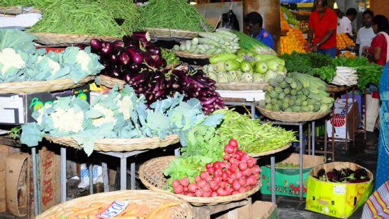 Légumes - Kreepalloo Sunghoon : «Les changements climatiques continueront à influer sur les prix des légumes»