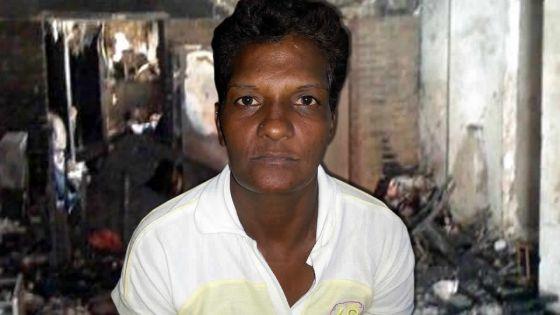 Suivant un incendie: une famille de St-Pierre sollicite de l'aide