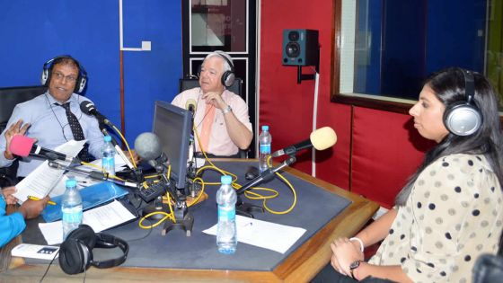 Talk of the town sur Radio Plus: pleins feux sur l'enseignement supérieur