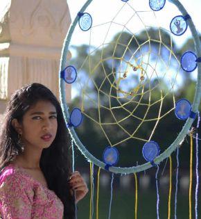 Sheetal Nandlal: créatrice de mandalas
