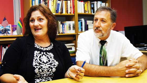 The Dzakula couple: From war refugees to academics in the USA