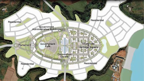 Architectural masterpiece: Heritage City ready by 2019