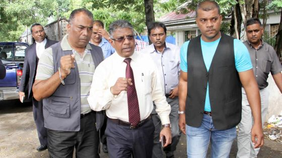 Fraudes alléguées à la NTA: aucun élément à charge contre Ashit Gungah
