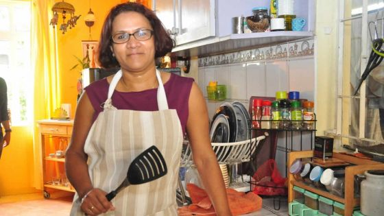 Une femme, une passion: Marie-France Chamary-Samy