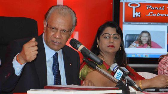 Au Square Guy Rozemont - Navin Ramgoolam critique la position de Maurice vis-à-vis de l'Inde