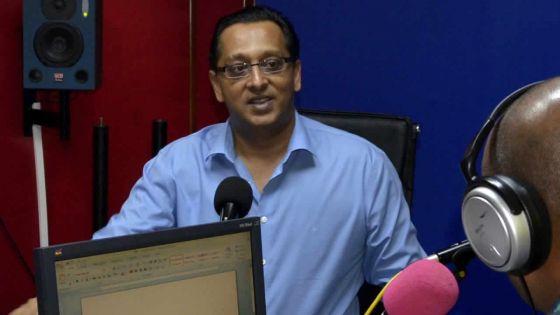 Roshi Bhadain: «Aucun conflit avec Vishnu Lutchmeenaraidoo»