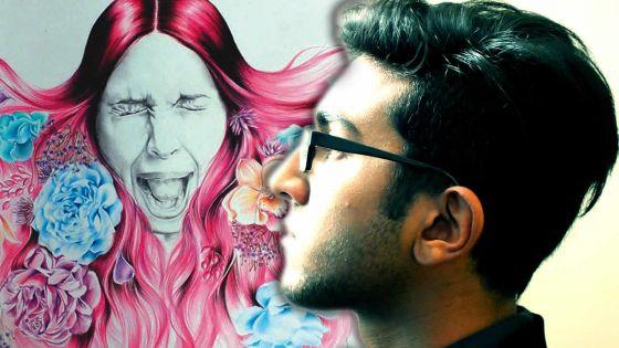 Shain Ramjan: le portraitiste de l'ombre