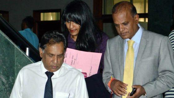 Affaire Boskalis : rejet d'une motion de Prakash Maunthrooa