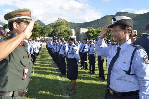 Force policière: 174 sergents promus inspecteurs