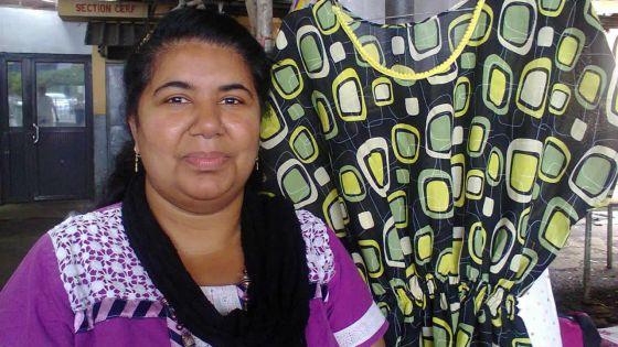 Shirin Khodabocus: Après la couture, elle veut se lancer dans l'agro-alimentaire