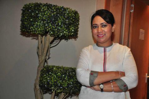 Nivedita Nathoo: la méditation, son exutoire