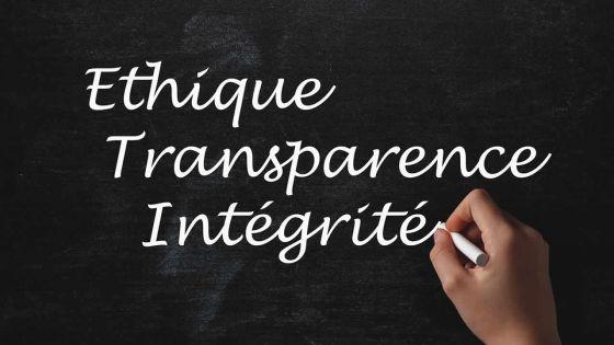 Kris Ponnusamy ancien secrétaire permanent: «Il faut une culture d'intégrité»