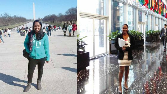 Krishini Panjanadum : 'Women and Entrepreneurship' program in the USA