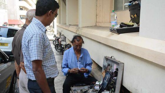 Ashok Hauradhun: le maître du temps