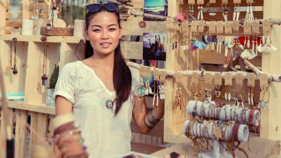 Julie Pang: créatrice de bijoux exotiques
