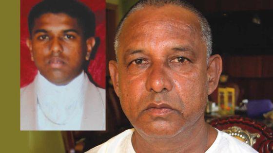 Accident à Quartier-Militaire en mars: le pèlerin Vishal Boobun enterré le jour de ses 28 ans