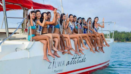 Miss Global: découvrez les douze candidates