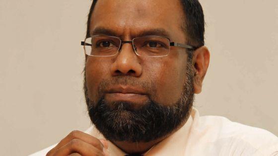 Dr Khalill Elahee : «C'est une aberration d'insister sur le projet de gaz naturel liquéfié»