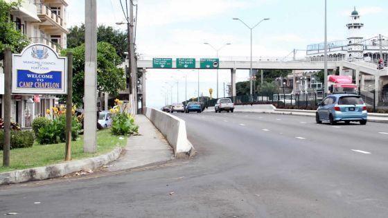 Projet Metro Express : nouvelles déviations à Port-Louis