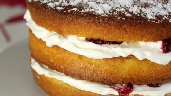 [Recette] Dessert sans oeuf: les végétariens ont aussi leur génoise
