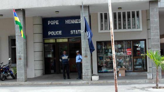 Port-Louis : la voiture d'un haut-gradé de la MRA volée sur un parking